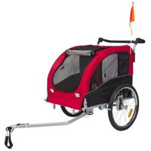 Best Choice products 2 in 1 dog trailer
